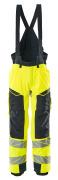 19090-449-17010 Winter Pants - hi-vis yellow/dark navy