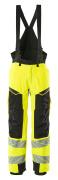 19090-449-1709 Winter Pants - hi-vis yellow/black