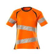 19092-771-1418 T-shirt - hi-vis orange/dark anthracite