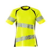 19092-771-1709 T-shirt - hi-vis yellow/black