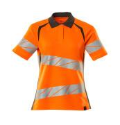 19093-771-1418 Polo shirt - hi-vis orange/dark anthracite