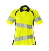 19093-771-1709 Polo shirt - hi-vis yellow/black