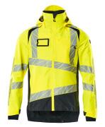 19301-231-17010 Outer Shell Jacket - hi-vis yellow/dark navy