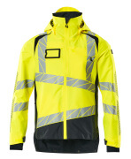 19301-231-1709 Outer Shell Jacket - hi-vis yellow/black