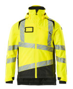 19335-231-1709 Winter Jacket - hi-vis yellow/black