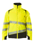 19435-231-1709 Winter Jacket - hi-vis yellow/black