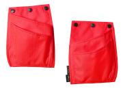 19450-126-222 Holster Pockets - hi-vis red
