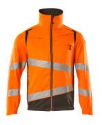 19509-236-1418 Jacket - hi-vis orange/dark anthracite