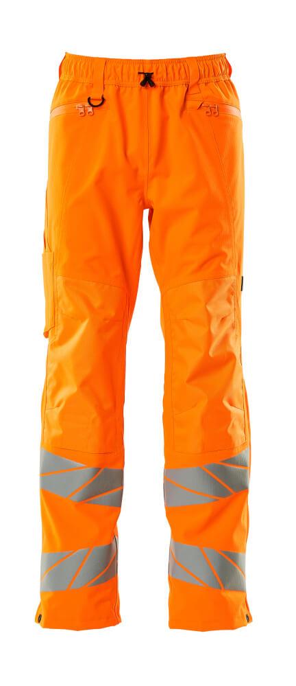 19590-449-14 Over Pants - hi-vis orange
