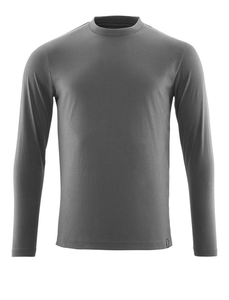 20181-959-18 T-shirt, long-sleeved - dark anthracite