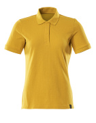 20193-961-70 Polo shirt - Curry Gold
