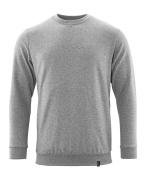 20284-962-08 Sweatshirt - grey-flecked