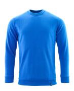 20284-962-91 Sweatshirt - azure blue