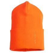 20650-610-14 Knitted Hat - hi-vis orange