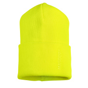 20650-610-17 Knitted Hat - hi-vis yellow