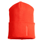 20650-610-222 Knitted Hat - hi-vis red