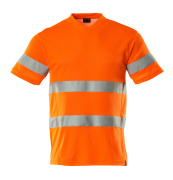 20882-995-14 T-shirt - hi-vis orange