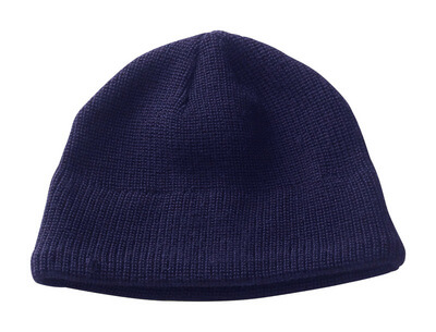 50077-843-010 Knitted Hat - dark navy