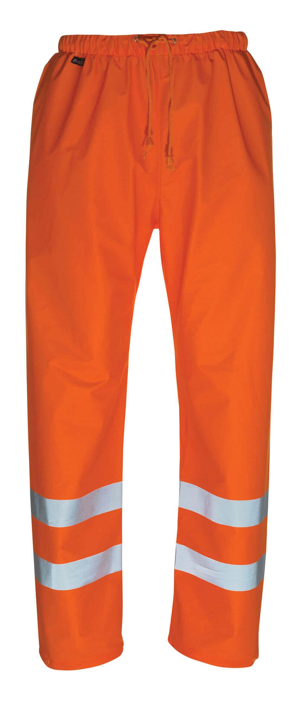 50102-814-14 Rain pants - hi-vis orange