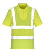 50105-853-17 Polo Shirt - hi-vis yellow