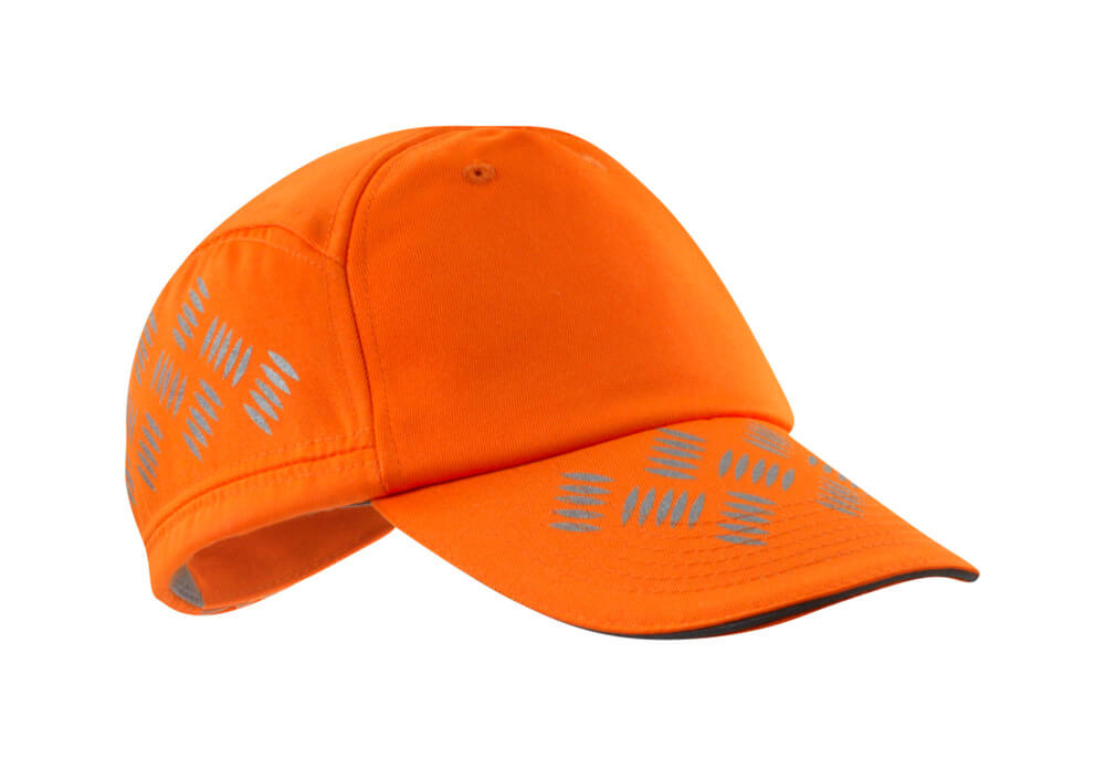50143-860-14 Cap - hi-vis orange