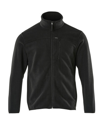 50183-872-09 Fleece Jacket - black