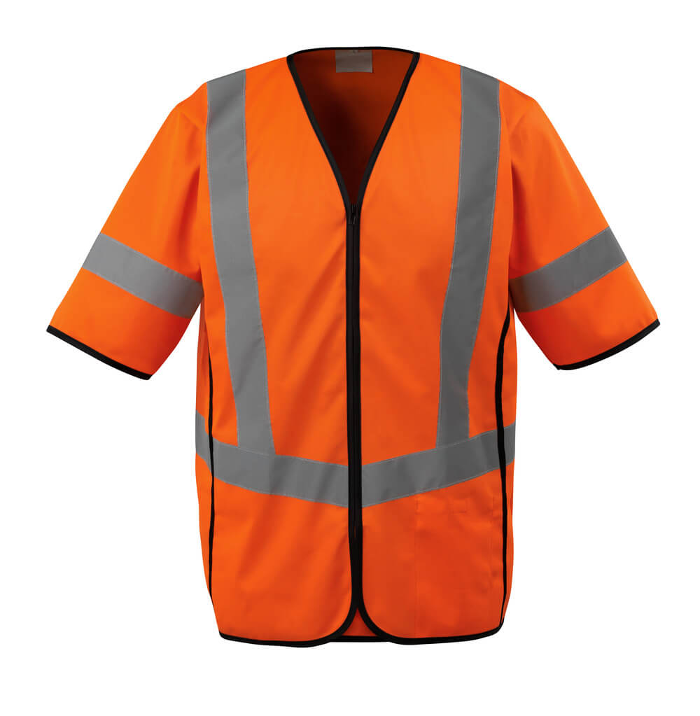 50216-310-14 Traffic Vest - hi-vis orange