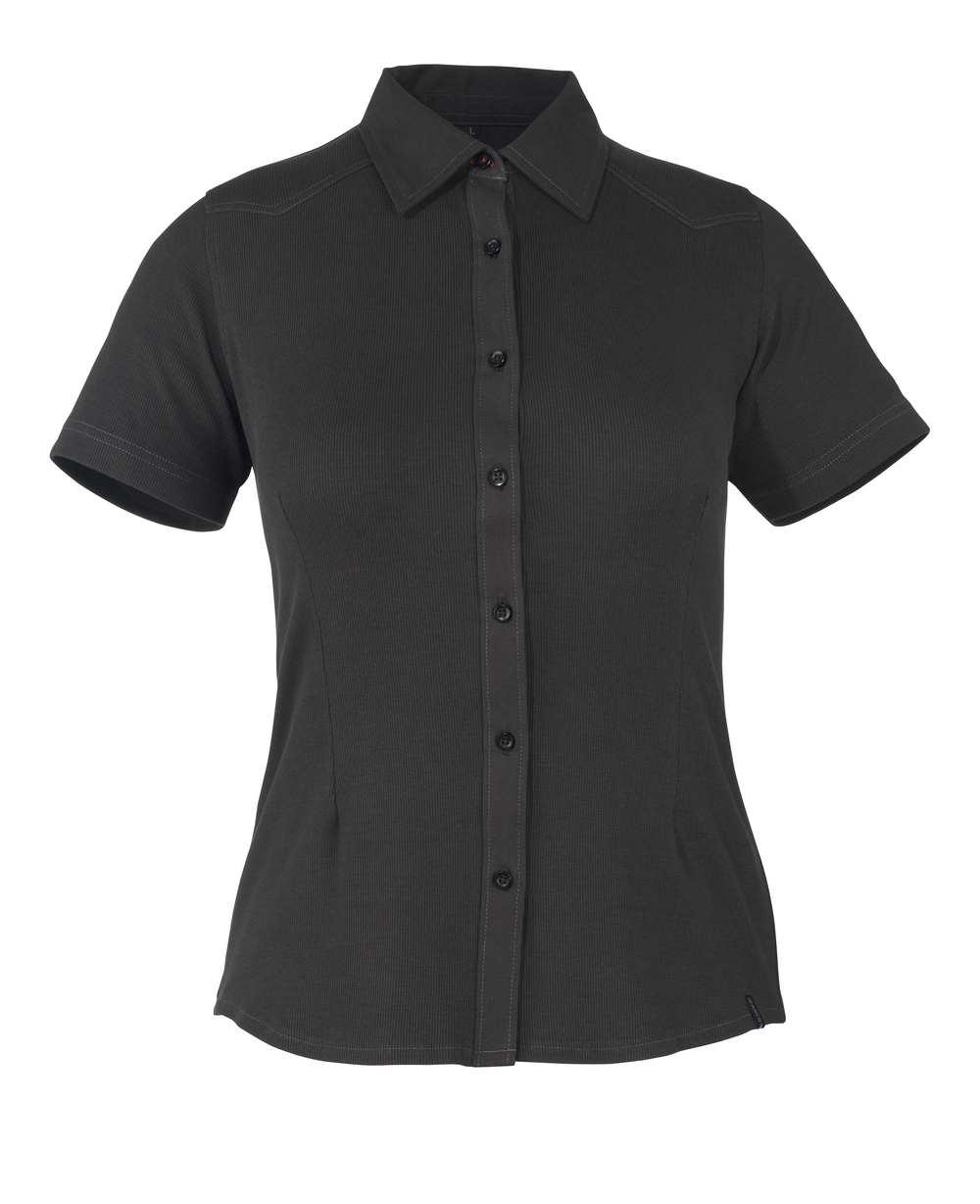 50374-863-09 Shirt, short-sleeved - black