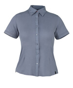 50374-863-180 Shirt, short-sleeved - blue grey