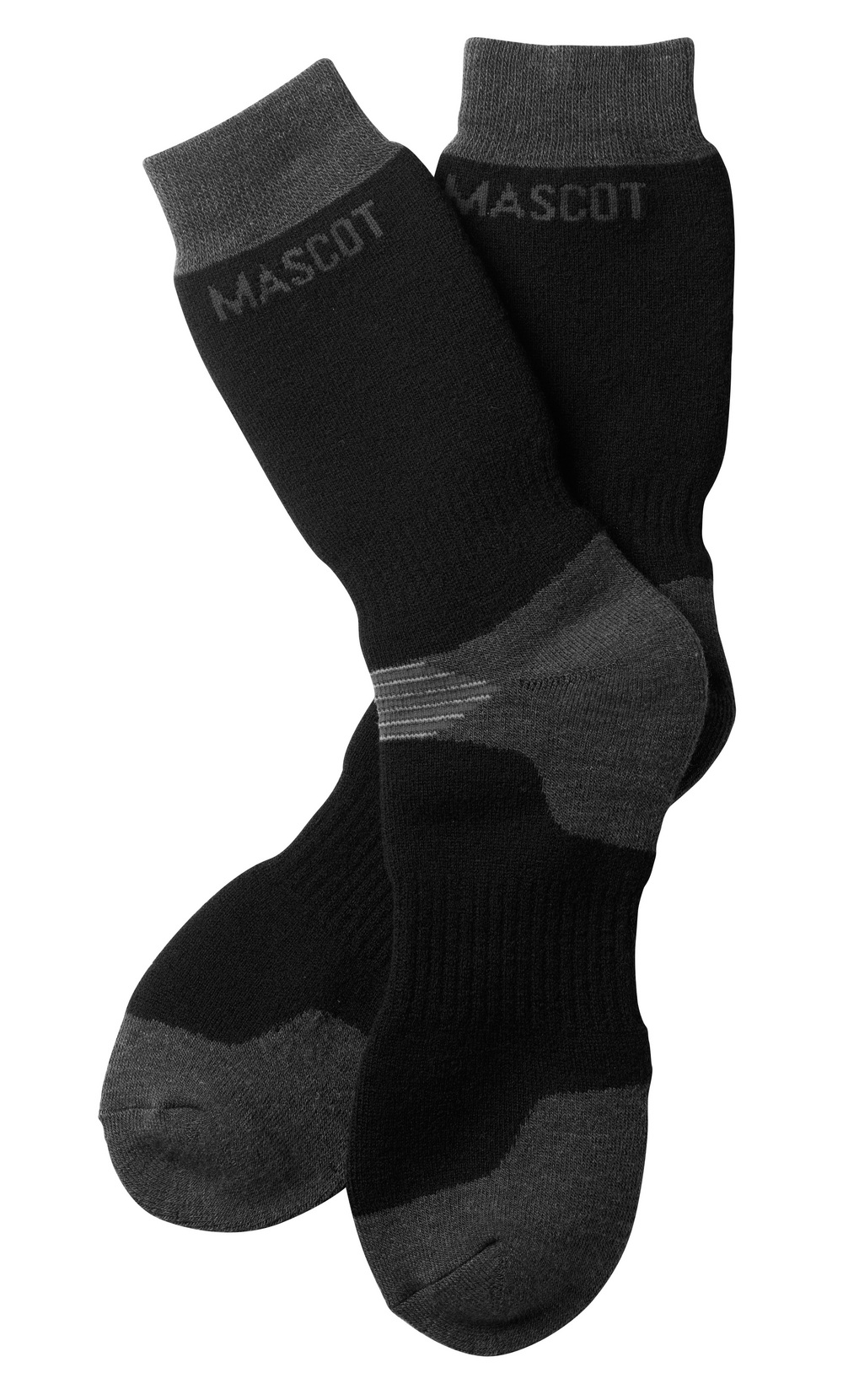 50404-876-0918 Socks - black/dark anthracite