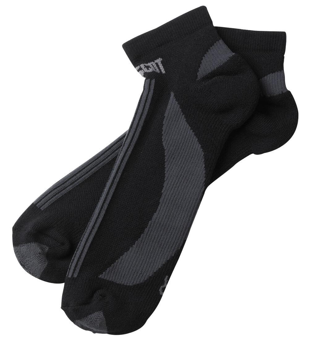 50411-881-0918 Socks - black/dark anthracite