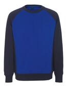 50503-830-11010 Sweatshirt - royal/dark navy