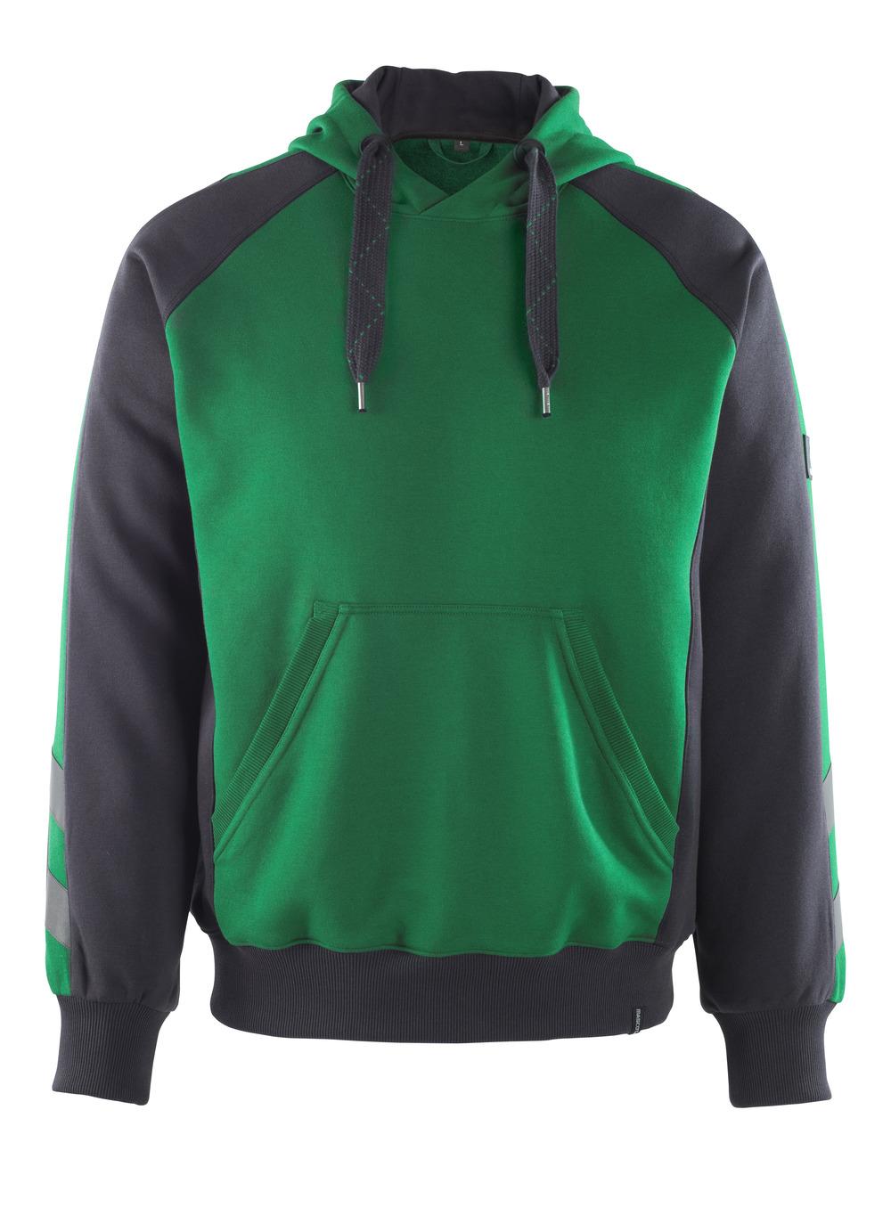 50508-811-0309 Hoodie - green/black