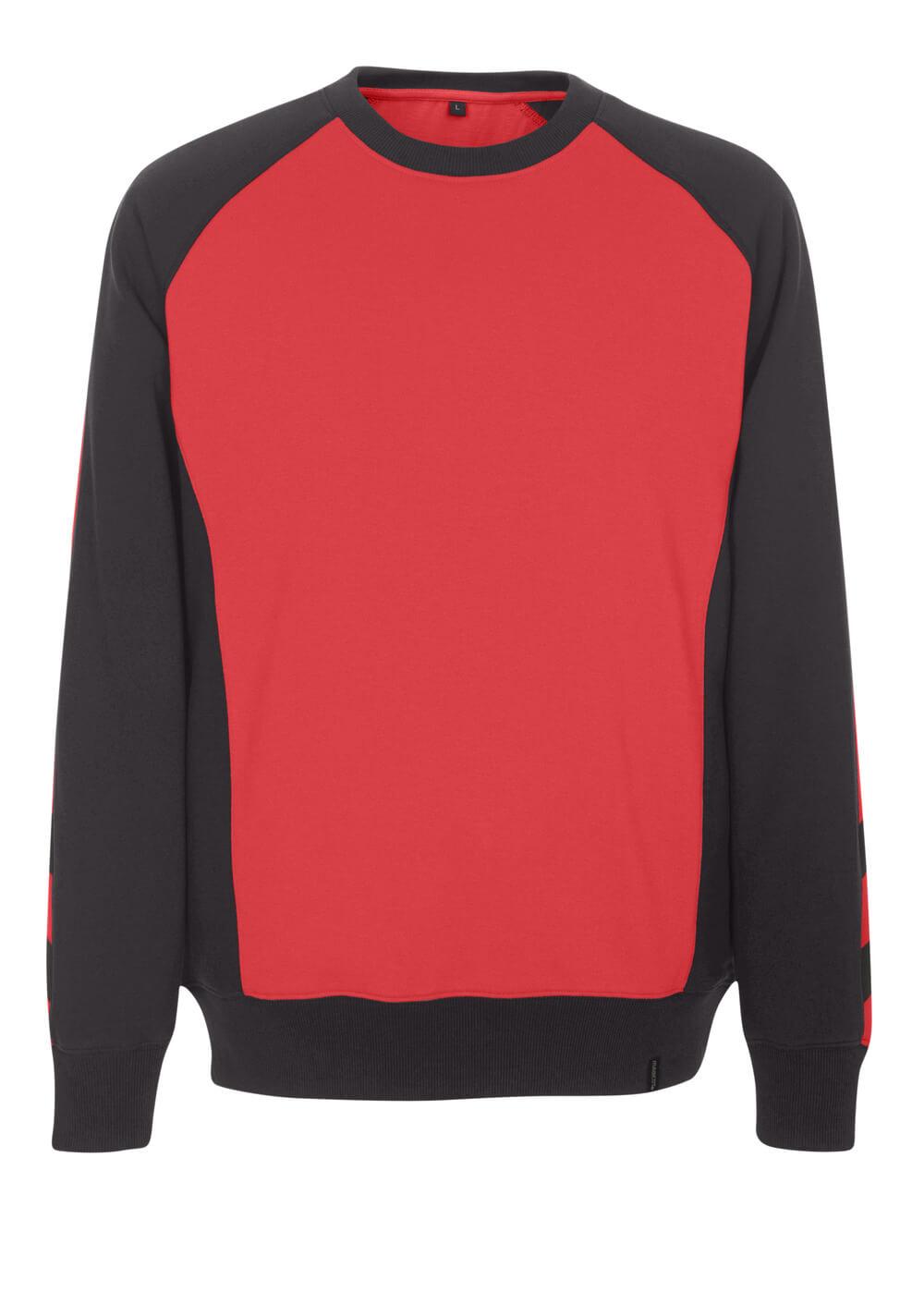 50570-962-0209 Sweatshirt - red/black
