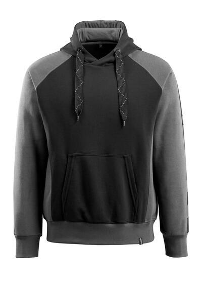 50572-963-0918 Hoodie - black/dark anthracite