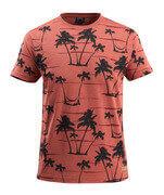 50596-983-84 T-shirt - rust