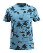 50596-983-85 T-shirt - stone blue