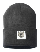 50603-974-09 Knitted Hat - black
