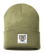 50603-974-33 Knitted Hat - moss green