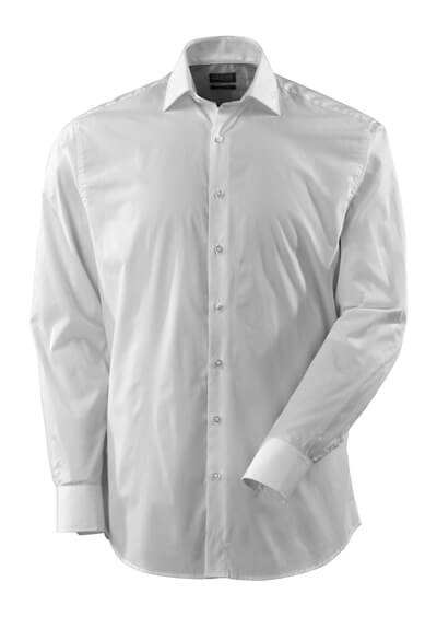 Shirt poplin, classic fit, long-sleeved