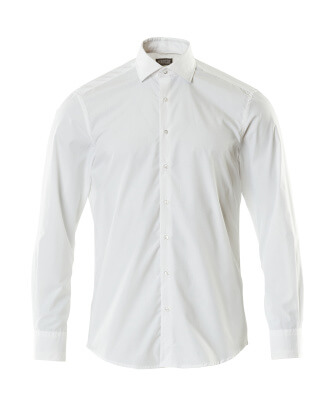 Shirt poplin, modern fit, long-sleeved