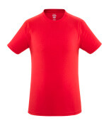 51579-965-202 T-shirt - traffic red