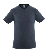 51579-965-66 T-shirt - washed dark blue denim
