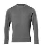 51580-966-18 Sweatshirt - dark anthracite