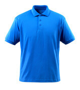 51587-969-91 Polo Shirt - azure blue