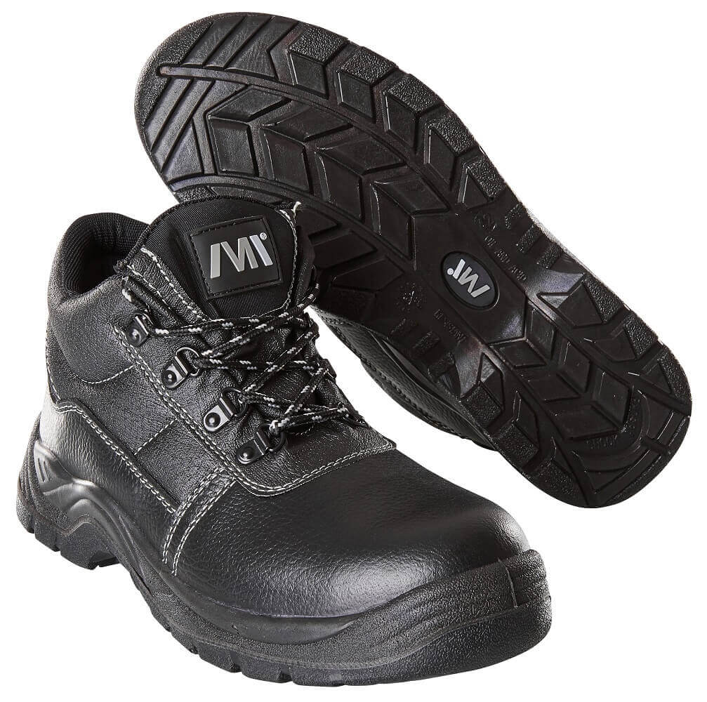 F0004-910-09 Safety Boot - black