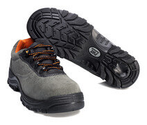 F0007-903-8889 Safety Shoe - anthracite/black