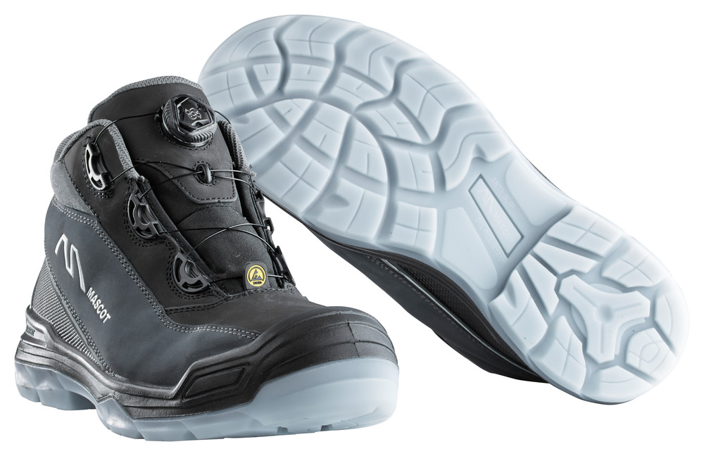 F0118-906-09888 Safety Boot - black/anthracite