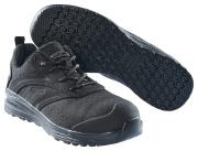 F0250-909-0909 Safety Shoe - black/black