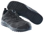 F0251-909-0909 Safety Shoe - black/black
